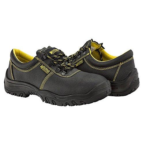 Taille En 15018135 Cuir Noir Wolfpack 43 Sécurité Chaussures De x0TqZIp