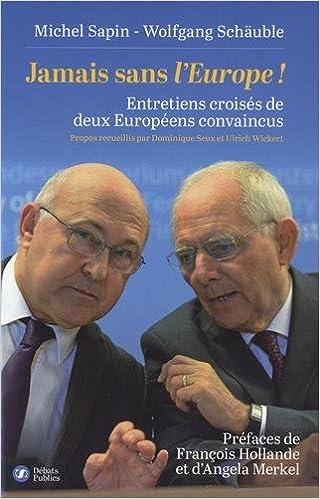 Lire Jamais sans l'Europe ! pdf ebook