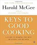 Keys to Good Cooking, Harold McGee, 0143122312