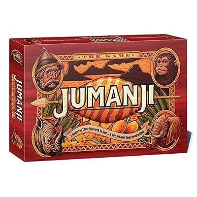 Jumanji Original Board Game: Toys & Games