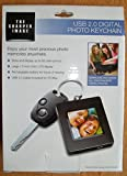 The Sharper Image USB 2.0 Digital Photo Keychain