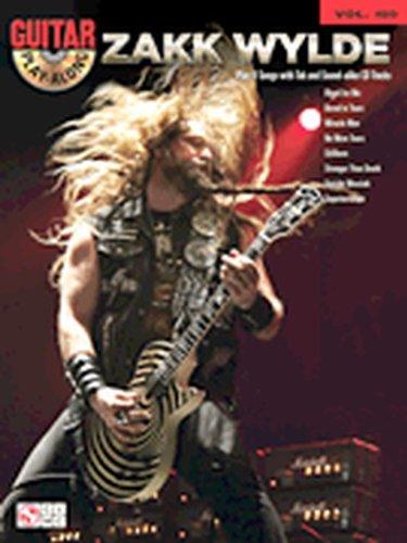 Cherry Lane Zakk Wylde Guitar Play-Along Volume 150