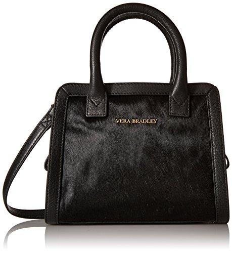 Vera Bradley Natalie Cross Body Bag, Black, One Size by Vera Bradley