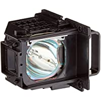 Replacement Lamp with Housing for Mitsubishi WD-65638, WD-65638CA, WD-65738, WD-65838 (915b441001)