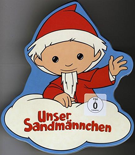 Unser Sandmännchen, 3 DVDs in Metallbox. Folge.7-9