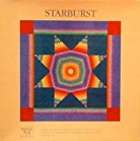"""Vintage Authentic Springbok Puzzle ~ """"Starburst"""" ~ Puzzle Plus Series (Needlepoint Picture & Instructions Included)"""