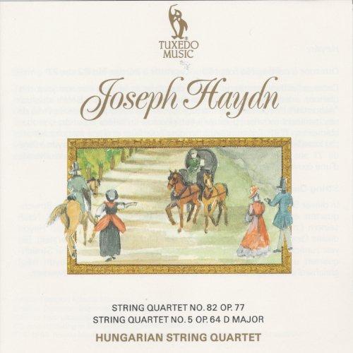 Haydn: String Quartet No. 82, ...