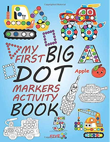 7 Best Images of Rainbow Dot Printable - Rainbow Dot Marker ... | 600x465