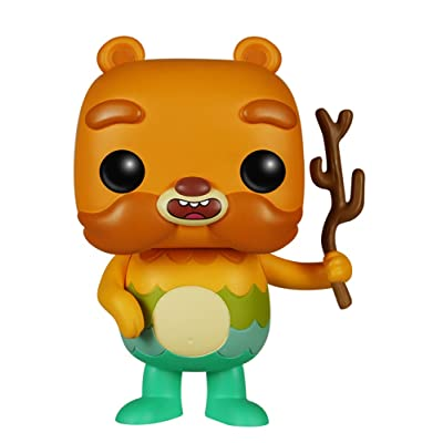 Funko Pop Tv: Bravest Warriors-Impossibear Action Figure: Funko Pop! Television:: Toys & Games