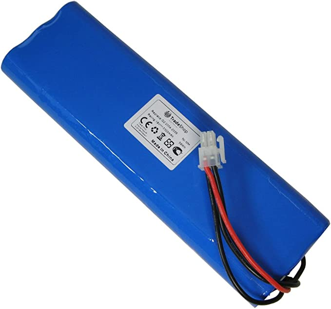 Trade-Shop Batería premium Ni-MH, 18 V/3300 mAh/59 Wh, para robot cortacésped Husqvarna Automower G2 (2004-2006) 210C 210AC 220AC 230ACX 260ACX 265ACX Solar Hybrid SH
