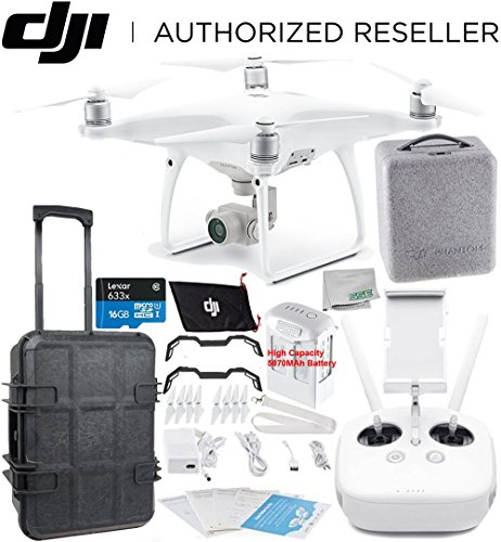 with DJI Phantom Drones & Accessories design