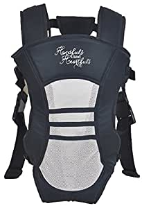 Baby Carrier by Handfuls and Heartfuls/Breathable Mesh/3 Positions/Ideal Baby Gift
