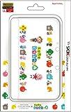 Bodycover Collection for Nintendo 3dsll (Doubutsu No Mori) Type-b