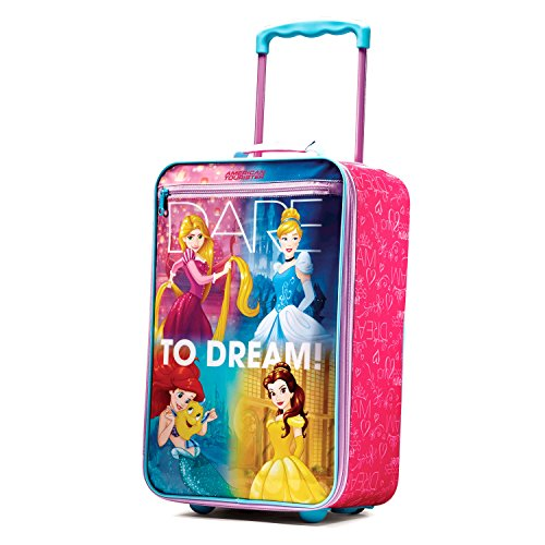 American Tourister Disney 18″ Upright Softside, Princess For Sale