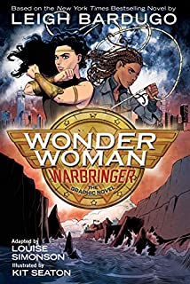 Book Cover: Wonder Woman: Warbringer