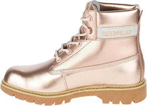 Caterpillar Cat Lyric Damen Stiefeletten Stiefel Boots Oro (bronce)