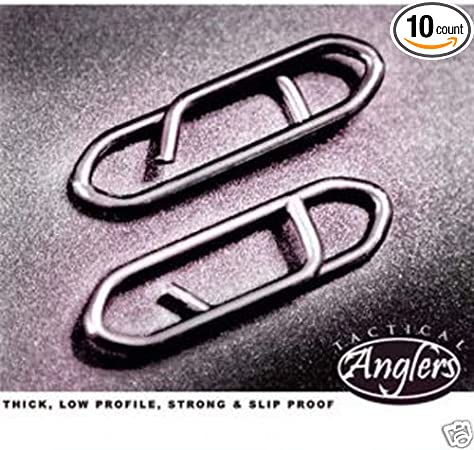 Tactical Anglers Power Clips Fast Snap Fishing Terminal Multipacks j