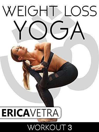 VHS : Weight Loss Yoga Workout 3 - Erica Vetra