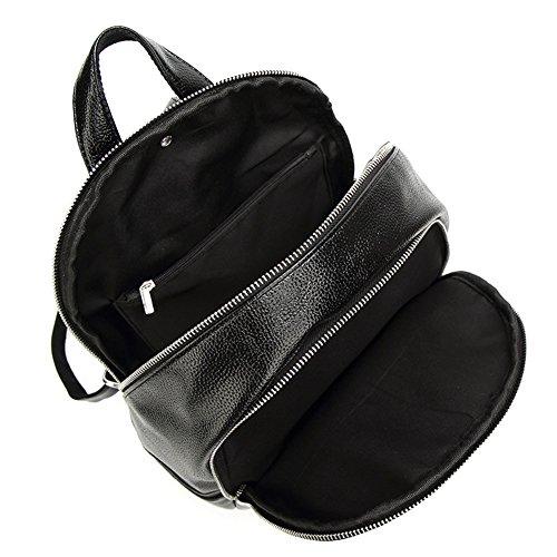 Yiwa , Damen Schultertasche Schwarz schwarz
