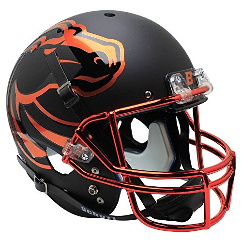 Boise State Broncos Halloween Officially Licensed Full Size XP Replica Football Helmet -