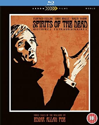 Spirits Of The Dead [Blu-ray] [1968]: Amazon co uk: Terence
