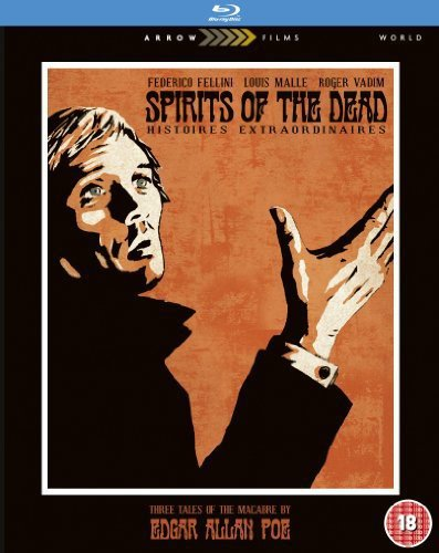 Spirits of the Dead (Histoires extraordinaires) [Blu-ray]