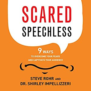 Scared Speechless Audiobook