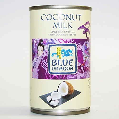 Blue Dragon | Coconut Milk Mini Cans | 24 x 165ML: Amazon.es: Alimentación y bebidas