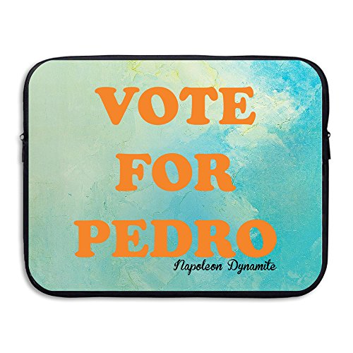 ZOENA Vote For Pedro Water-resistant Laptop Sleeve Bag Case 13-15 Inch