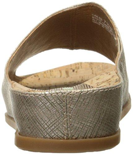 Cailee Slide Sandal Soft BareTraps BareTraps Gold Womens Womens qfxZwtpB