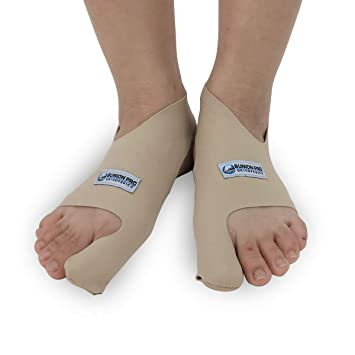 12ad841f82 Bunion Pro: Breathable Elastic Bunion Corrector and Bunion Protector Sleeve  Sock - Orthopedic Foot Hallux