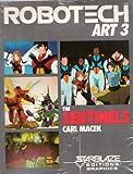 Robotech Art 3, Carl Macek, 0898655757