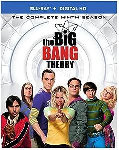 Cover Image for 'The Big Bang Theory: Season 9'