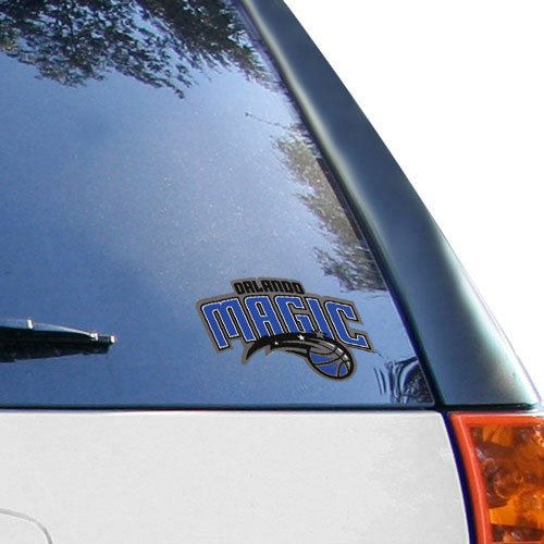 Orlando Magic Decal (NBA Magic Orlando Medium Die Cut Decal, 9