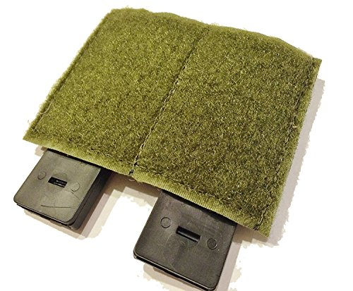 3x4 Tactical Modular Badge Morale patch Panel Od Green