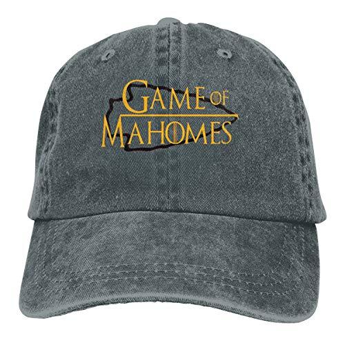 RED Kansas City Mahomes Game Womans Men's Sunbonnet Deep -
