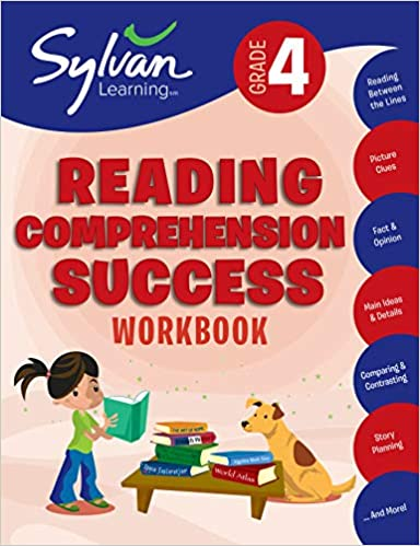 Amazon.com: 4th Grade Reading Comprehension Success Workbook ...
