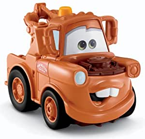 Amazon Com Fisher Price Shake N Go Disney Pixar Cars 2