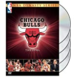NBA Dynasty Series: Chicago Bulls - The 1990s by Warner Home Video