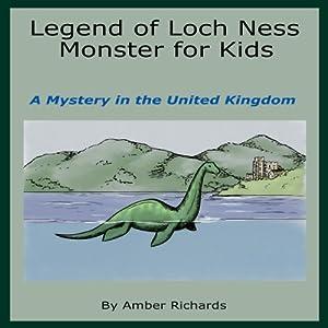 Legend of Loch Ness Monster for Kids Audiobook