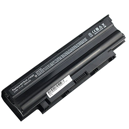 Bay Valley Parts New Laptop Battery for Dell Inspiron 3420 3520 N5110 N5010 N4110 N4010 N5040 N5050 N7110 N3010 M5110 M4110 M501 M503, Fits P/n J1knd 4t7jn Notebook Battery[9-Cell 11.1V 7800mah/87wh]