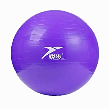 Amazon.com: Yoga Ball Gym Ball Thicken Explosion Proof Lose ...
