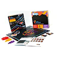Kitki Three Sticks Creative Fun Math Board Game STEM Toy Gift for Boys & Girls