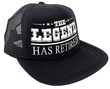 Sterling James Co. Sombrero The Legend Has Retired (La Leyenda se ha  Jubilado) - Artículos 3568c619526