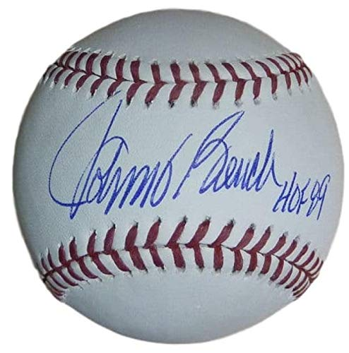 Baseball-mlb Balls Johnny Podres Baseball Legend Genuine Authentic Signed Autographed Onl Baseball Aesthetic Appearance