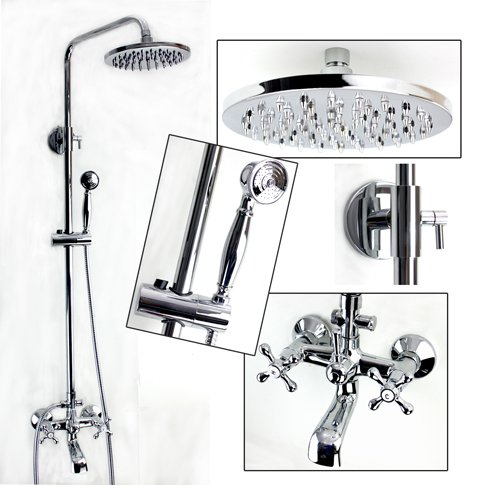 Exposed Bath Hose - 9