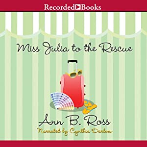 Miss Julia to the Rescue Audiobook