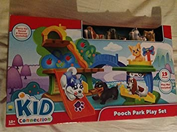 Pooch Park Play Set (Kid Connection) by Walmart