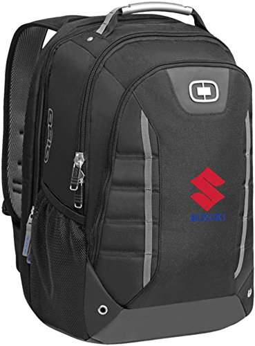 Sucuki Embroidered Circuit Backpack Back Pack by OGIO