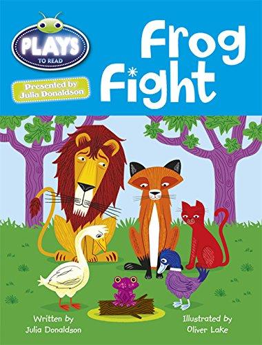 Julia Donaldson Plays Orange/1A Frog Fight 6-pack BUG CLUB: Amazon ...